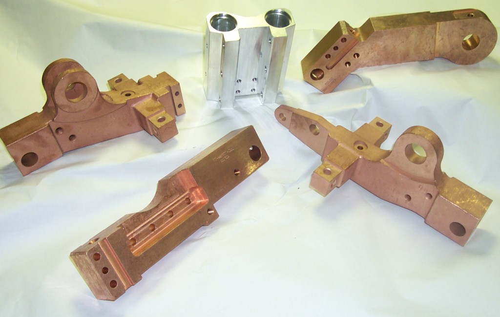 Misc machined parts 019