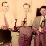 roy, clyde and knoles old photo